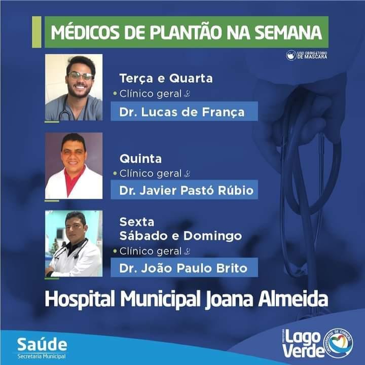 Saúde: Prefeitura implanta novas especialidades médicas, para atendimento da população lagoverdense.
