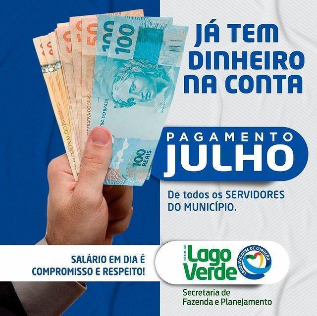 Governo Lagoverdense de Coração, 7 meses de compromisso com o servidor público.