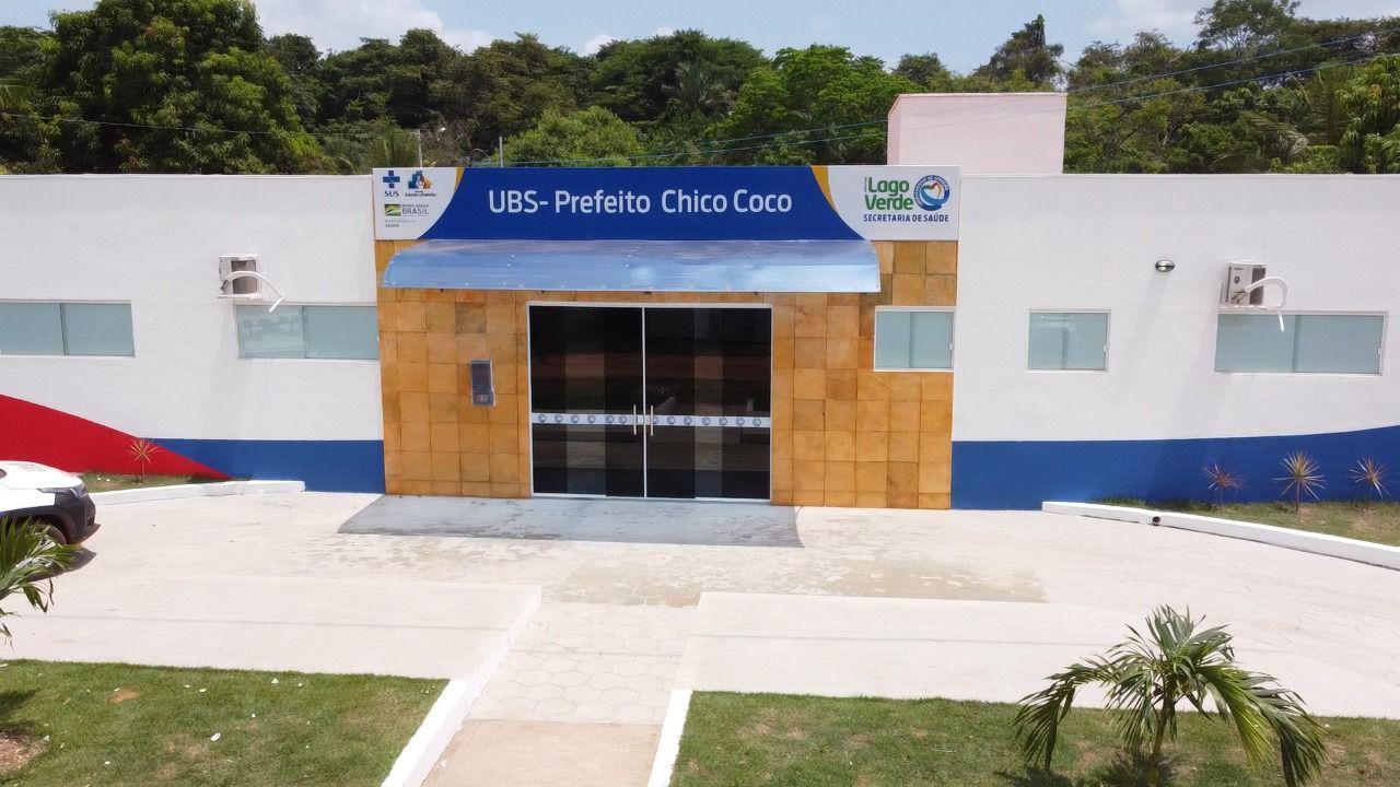 Inaugurada UBS Prefeito Chico Coco, na baixada lagoverdense.