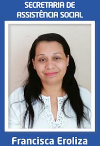 Francisca Eroliza Santos Sousa Oliveira